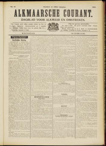 Alkmaarsche Courant 1909-02-10