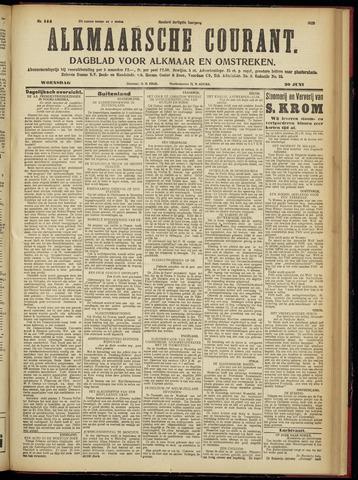 Alkmaarsche Courant 1928-06-20