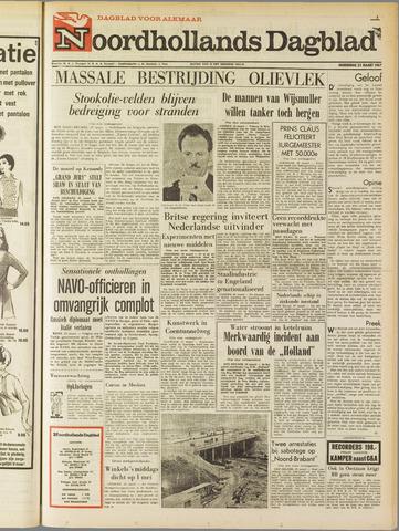 Noordhollands Dagblad : dagblad voor Alkmaar en omgeving 1967-03-23