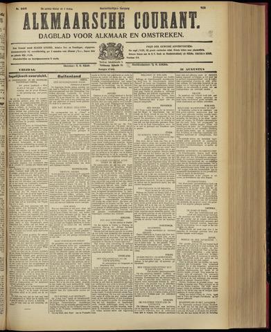 Alkmaarsche Courant 1928-08-31