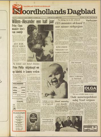 Noordhollands Dagblad : dagblad voor Alkmaar en omgeving 1967-10-27