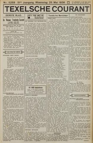 Texelsche Courant 1938-05-25