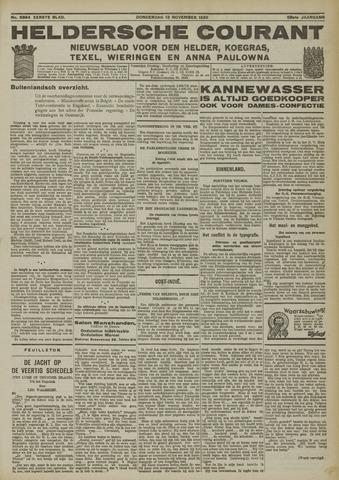 Heldersche Courant 1930-11-13