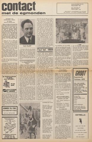 Contact met de Egmonden 1971-12-01