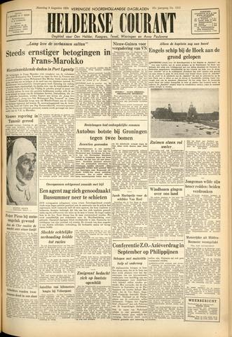 Heldersche Courant 1954-08-09