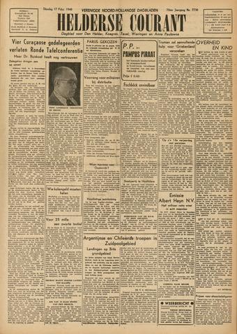 Heldersche Courant 1948-02-17