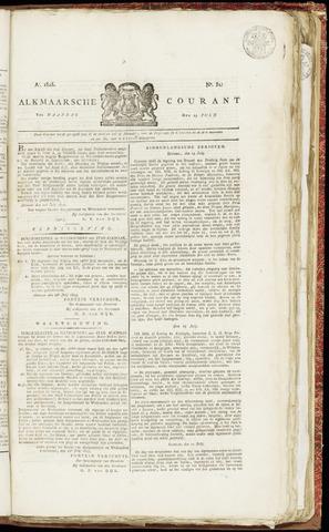 Alkmaarsche Courant 1825-07-25