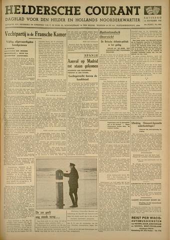 Heldersche Courant 1936-11-14