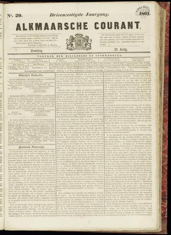 Alkmaarsche Courant 1861-07-21