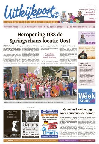 Uitkijkpost : nieuwsblad voor Heiloo e.o. 2009-10-07