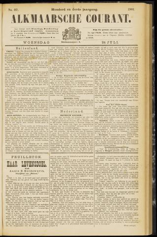 Alkmaarsche Courant 1901-07-24