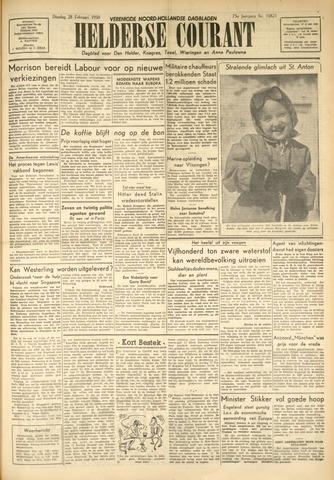 Heldersche Courant 1950-02-28