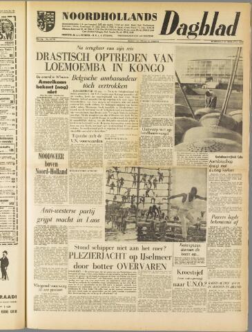 Noordhollands Dagblad : dagblad voor Alkmaar en omgeving 1960-08-10