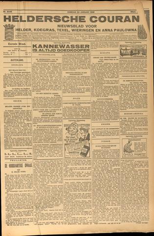 Heldersche Courant 1928-01-24