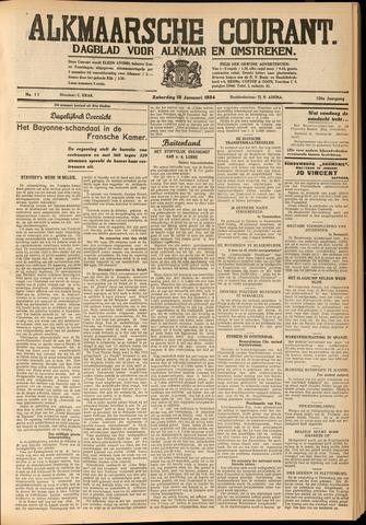 Alkmaarsche Courant 1934-01-13