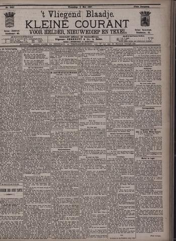 Vliegend blaadje : nieuws- en advertentiebode voor Den Helder 1897-05-05