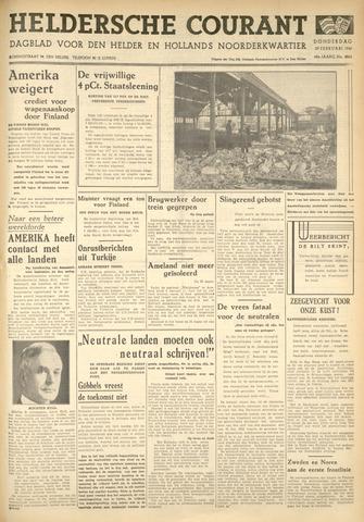Heldersche Courant 1940-02-29