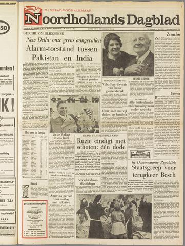 Noordhollands Dagblad : dagblad voor Alkmaar en omgeving 1965-04-26