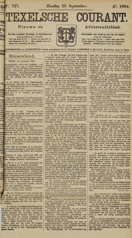 Texelsche Courant 1894-09-23