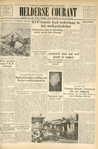 Heldersche Courant 1955-02-03