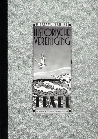 Uitgave Historische Vereniging Texel 1999-12-01