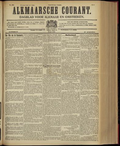 Alkmaarsche Courant 1928-08-18