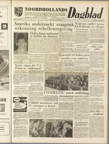 Noordhollands Dagblad : dagblad voor Alkmaar en omgeving 1958-03-14