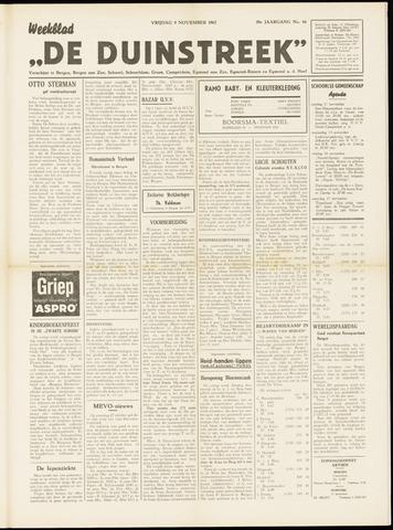 De Duinstreek 1962-11-09