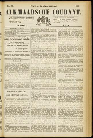Alkmaarsche Courant 1885-06-05