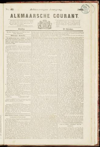 Alkmaarsche Courant 1866-10-21