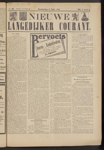 Nieuwe Langedijker Courant 1924-06-05