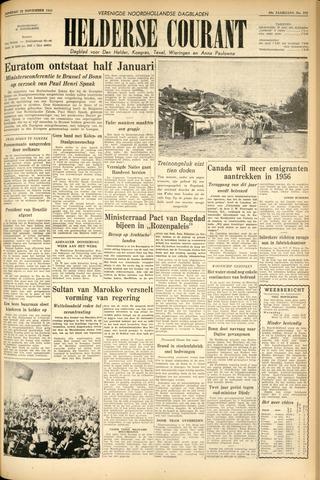 Heldersche Courant 1955-11-22