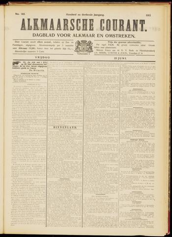 Alkmaarsche Courant 1911-06-23
