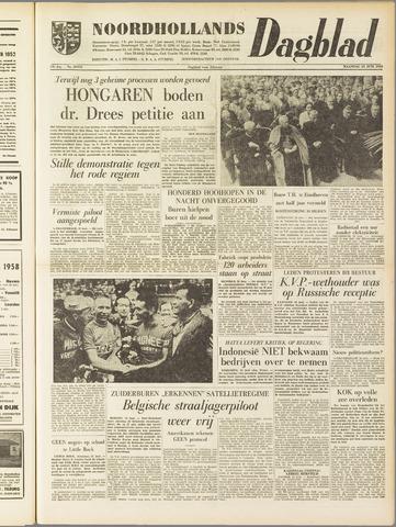 Noordhollands Dagblad : dagblad voor Alkmaar en omgeving 1958-06-23