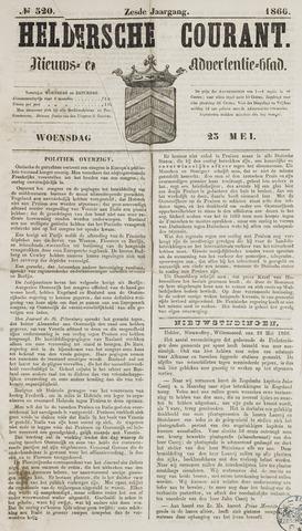 Heldersche Courant 1866-05-23