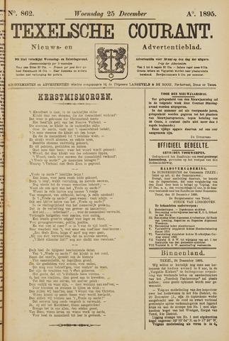 Texelsche Courant 1895-12-25