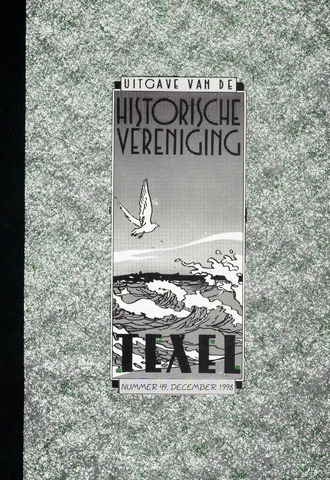 Uitgave Historische Vereniging Texel 1998-12-01