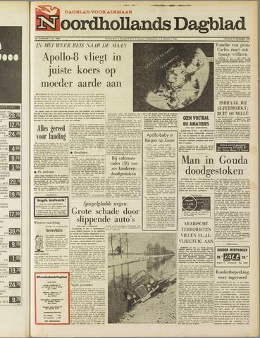 Noordhollands Dagblad : dagblad voor Alkmaar en omgeving 1968-12-27