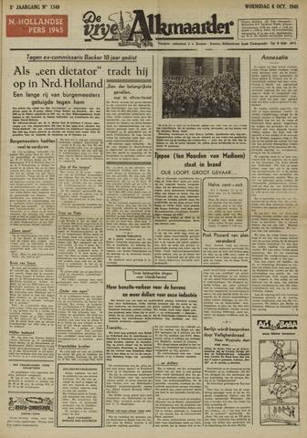 De Vrije Alkmaarder 1948-10-06