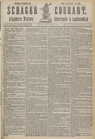 Schager Courant 1920-02-19