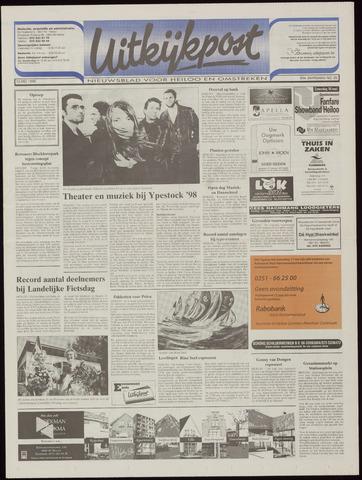 Uitkijkpost : nieuwsblad voor Heiloo e.o. 1998-05-13