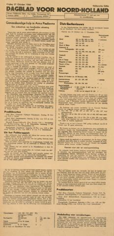 Heldersche Courant 1944-10-27