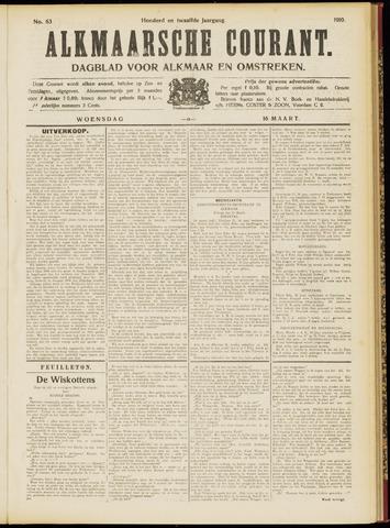 Alkmaarsche Courant 1910-03-16