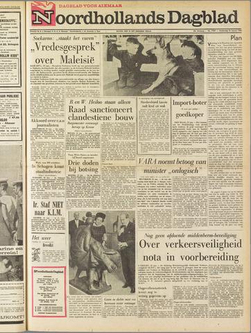 Noordhollands Dagblad : dagblad voor Alkmaar en omgeving 1964-01-23