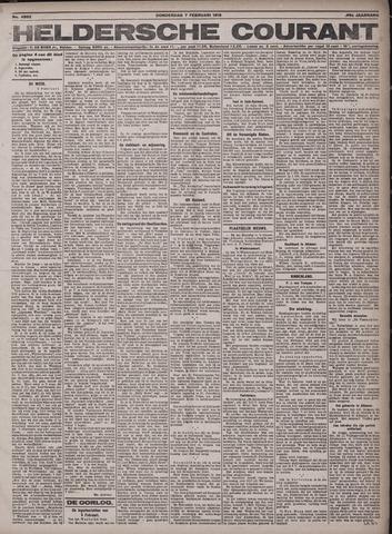 Heldersche Courant 1918-02-07