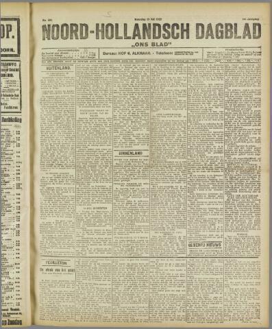Ons Blad : katholiek nieuwsblad voor N-H 1922-07-10