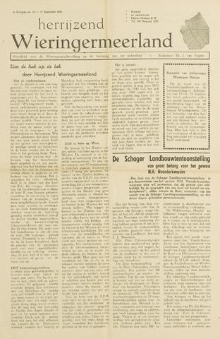 Herrijzend Wieringermeerland 1946-09-15