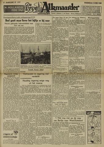 De Vrije Alkmaarder 1949-05-18
