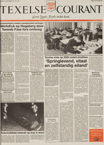 Texelsche Courant 2002-01-29