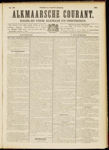 Alkmaarsche Courant 1910-12-03